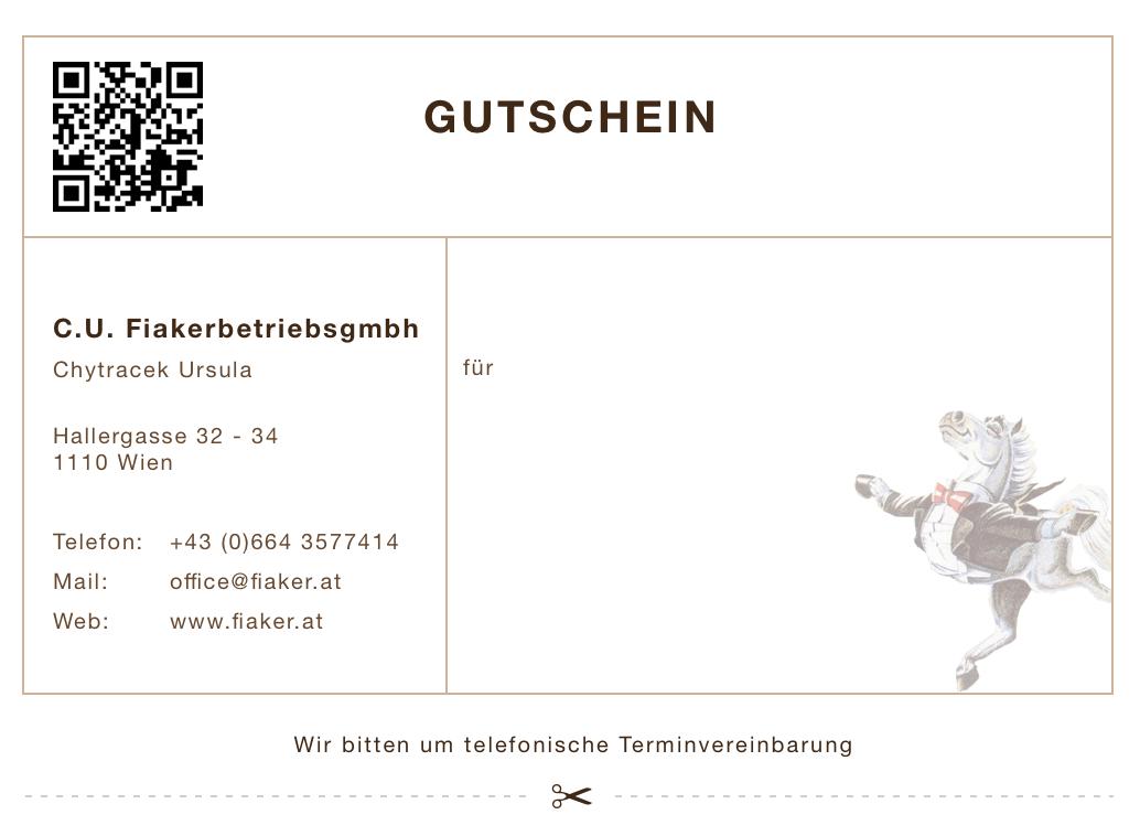 Transfer Wiener Fiaker Cuakerbetrieb Wien